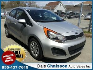 2014 Kia Rio LX+ Loaded BlueTooth, Heated Seats