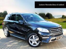 Mercedes-Benz M Class ML250 BLUETEC SPORT (black) 2013-01-20