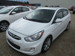 2014 Hyundai Accent GLS SUNROOF! HEATED SEATS! BLUETOOTH! CRUISE