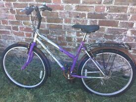 Adults Bike, 18.5inch frame