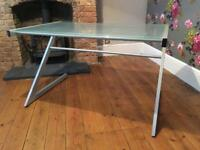Contemporary Glass Desk (Bigger 1 of 2)