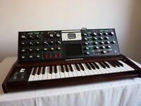 Moog Voyager Select Series Jade Edition in excellent condition