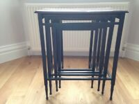 For sale: nest of 4 side tables