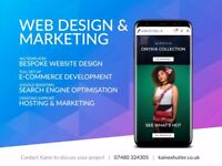Bristol (Stokes Croft) web design, development and SEO from £145 - UK website designer & developer