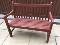 Garden Bench for children FSC Hardwood