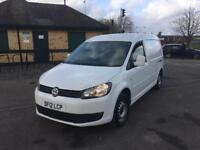 Vw caddy maxi 1.6 1owner from new fsh