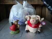 Collection of Piggins. Bristol south Glos
