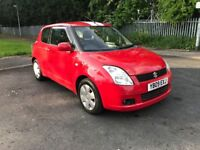 2009 Suzuki Swift 1.3 - 2 KEYS, FSH, 77,000 miles NOT Fiesta Fiat 500 Mini Corsa Polo Yaris Citroen