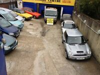 Cars wanted south East london