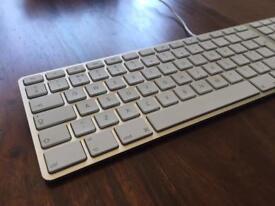 Genuine Apple USB Wired Keyboard