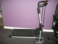 Electric treadmill for sale excellent condition