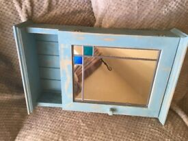 Shabby Chic Bathroom Cabinet