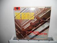 10 Original Beatles Vinyl LP's