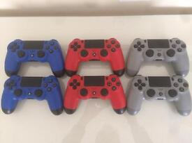 PS4 Official Controller (Excellent Condition)