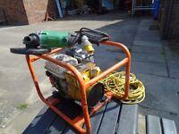 generator and grinder