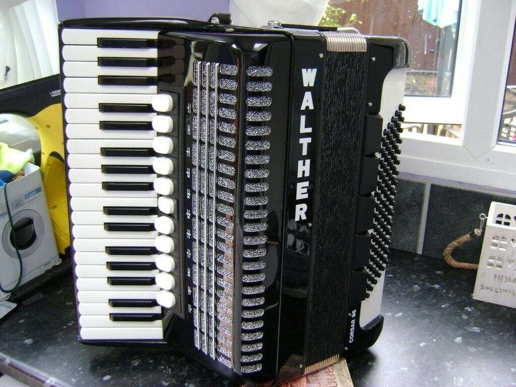 weltmeister accordion 96 bass very good condition | in Longbridge, West  Midlands | Gumtree