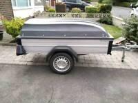 Car trailer camping ect