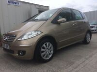 Mercedes Benz A170 Elegance AUTOMATIC - Full MOT - Parking Sensors - Service Record - PX WELCOME
