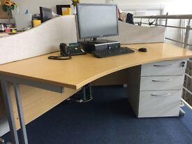 4 corner desks for sale