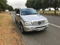 Mercedes ML 55 AMG Auto Petrol