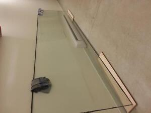Sheet of Tempered Glass For Sale