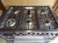 Smeg Range Cooker in excellent condition SOLD