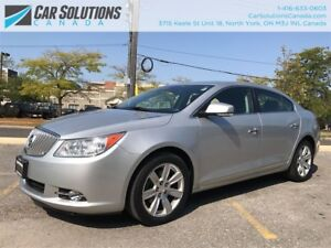 2010 Buick LaCrosse CXL-AWD-LEATHR-SNROOF