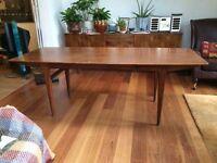 Mahogany Danishesk Design Dining Table