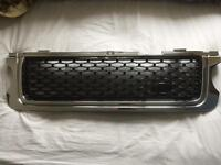 Range Rover sport 2010 front grill