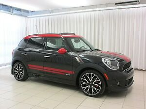 2013 MINI Cooper Countryman ALL4 JOHN COOPER WORKS 5DR HATCH