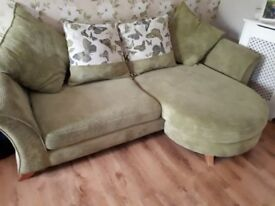 DFS Sofa & Cuddle Chair