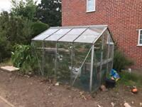 *Sold subject to collection* FREE Greenhouse