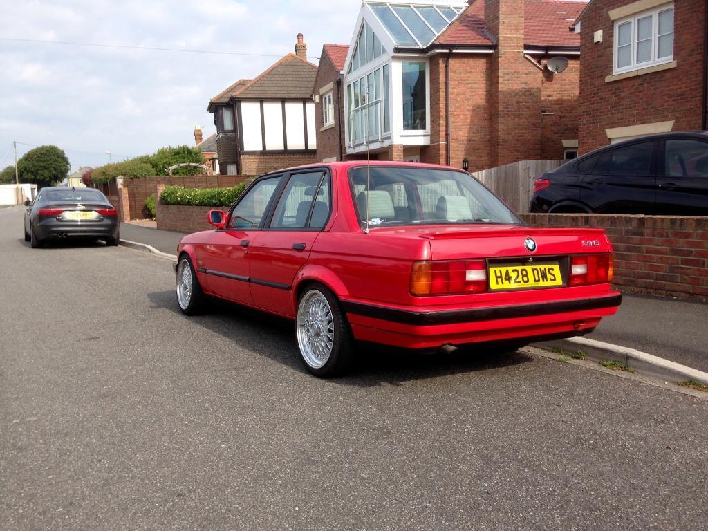 bmw e30 316i lux 1990 in fareham hampshire gumtree. Black Bedroom Furniture Sets. Home Design Ideas