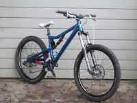 Nukeproof mega 2013 enduro xc mountain bike
