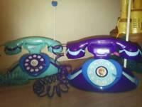 Disney's frozen phones..singing Elsa+mic..Sophia the first palace