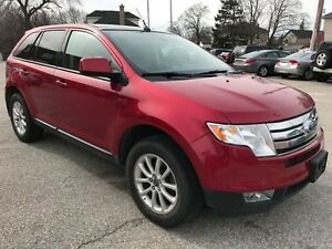 2010 Ford Edge LIMITED - NO ACCIDENT - SAFETY & WARRANTY INCL