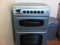 silver beko cooker