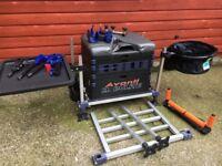 Fishing seat box and equipment
