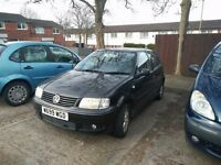 VW POLO 5 DOOR 1.4L PETROL FOR SALE