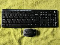 Logitech K260 Wireless Keyboard and Mouse