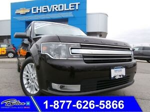 2013 Ford Flex SEL AWD - Nav  Leather & Accident Free