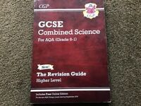 GCSE Combined Science AQA Revision Guide