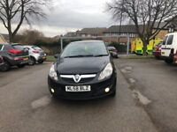 Vauxhall corsa sxi, 5 door, Petrol 1229cc Black 2008, 62k miles Mot 25/8/18 good condition in/out