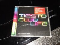 TIESTO CLUB LIVE VOL ONE LAS-VEGAS SEALED AND BRAND NEW