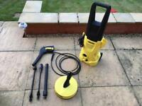Karcher K2 Pressure Washer k2 T50