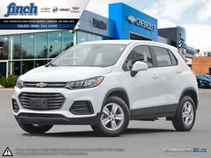 2017 Chevrolet Trax LS LS AWD|EXECUTIVE DEMO VEHICLE