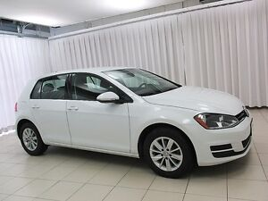 2015 Volkswagen Golf INCREDIBLE DEAL!!! TSI TURBO 5DR HATCH w/ A