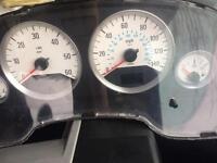 astra mk4 speedo clicks rev fuel gauge