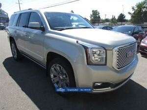 2016 GMC Yukon DENALI/ WHAT A DEAL!! JUST REDUCED