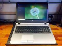 HP Probook 455 G3 Laptop | Quad Core | 8GB of RAM